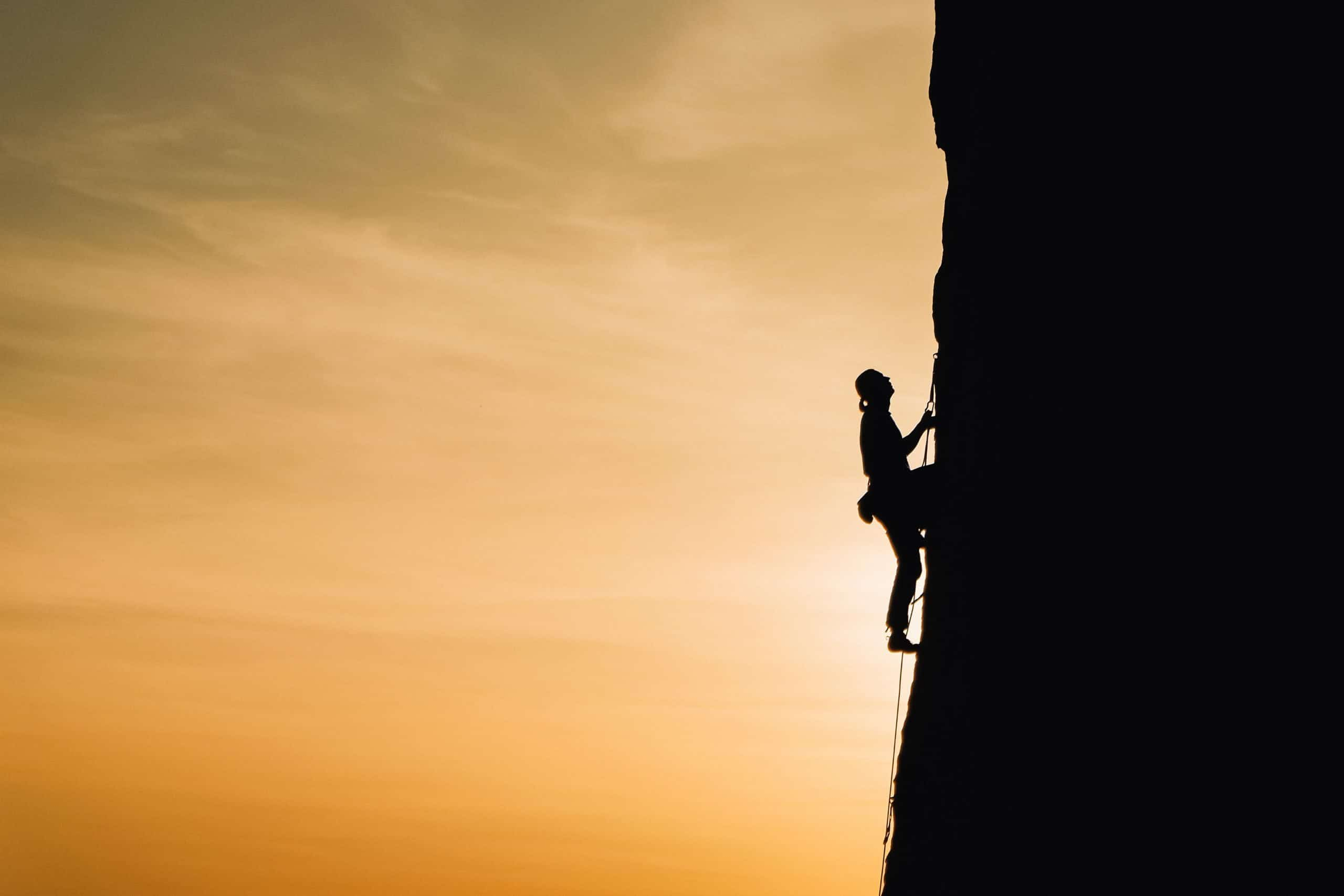 Climber Key Person Risk in Business